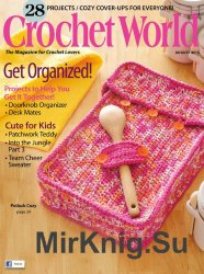 Crochet World August 2013