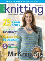 Love of Knitting Summer 2014