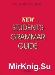 New Student's Grammar Guide. Справочник по грамматике английского языка в  ...