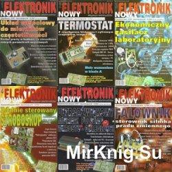 Nowy Elektronik №1-6 2008
