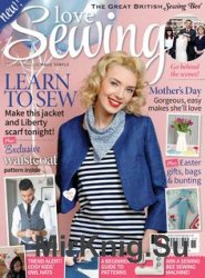 Love Sewing Isue 11 2015