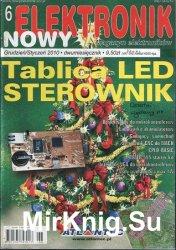 Nowy Elektronik №6 2010