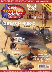 Scale Aviation Modeller Internatational №4 1999