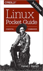Linux Pocket Guide, 3rd Edition