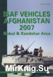 ISAF Vehicles Afganistan 2007 Kabul & Kandahar area - Mushroom Green serie 4103