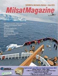 MilsatMagazine №6 2016