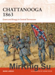 Chattanooga 1863 (Osprey Campaign 295)