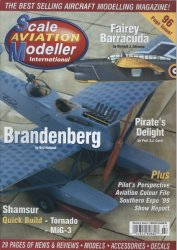 Scale Aviation Modeller Internatational №5 1999