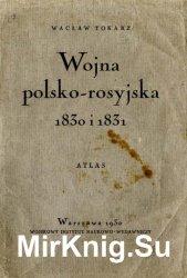 Wojna polsko-rosyjska 1830 i 1831.Аtlas