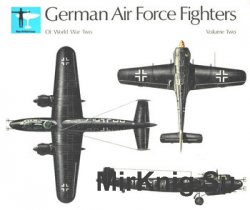 German Air Force Fighters of World War Two Volume Two