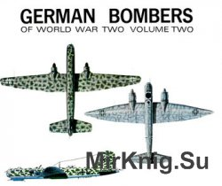 German Air Force Bombers of World War Two Volume Two