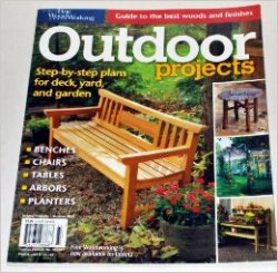 Fine Woodworking:  Outdoor Projects