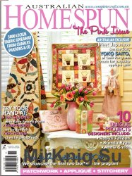 Australian Homespun № 88, Vol.11-9 2010