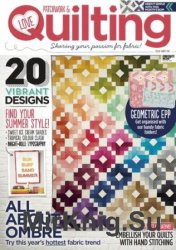 Love Patchwork & Quilting №36 2015