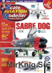 Scale Aviation Modeller International - July 2016