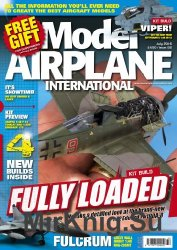 Model Airplane International - Issue 132 (July 2016)