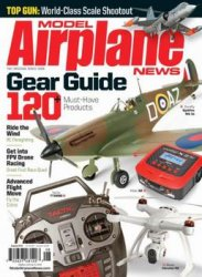 Model Airplane News - 2016-08