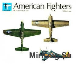 American Fighters of World War Two Volume One