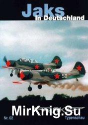 Jaks in Deutschland (Flieger Revue TSR №02)