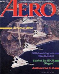 Aero: Das Illustrierte Sammelwerk der Luftfahrt №215