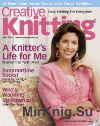 Creative Knitting №5 2008
