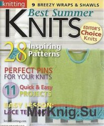 Love of Knitting Best Summer 2013