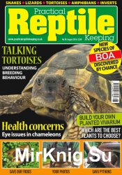 Practical Reptile Keeping August 2016