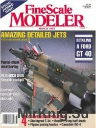 FineScale Modeler 1993-03