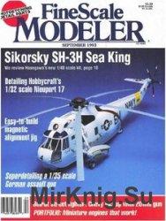 FineScale Modeler 1993-09