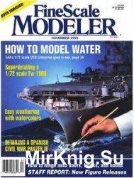FineScale Modeler 1993-11