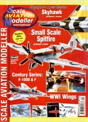 Scale Aviation Modeller Internatational №9 1999