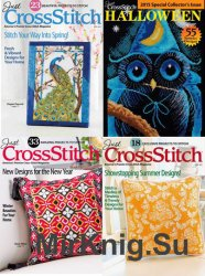 Just CrossStitch 2015