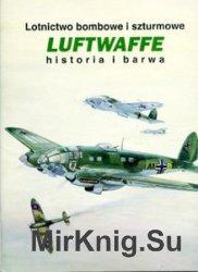 Lotnictwo Bombowe i Sturmowe Luftwaffe (Historia i Barwa)