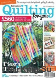 Quilting For You Issue 96