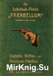 Die Selbstlade-Pistole Parabellum