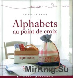 Alphabets au Point de Croix