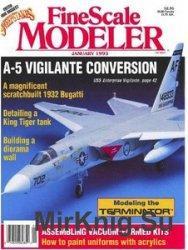 FineScale Modeler 1993-01