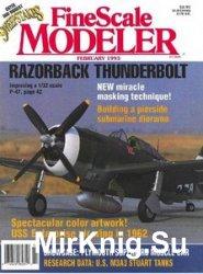 FineScale Modeler 1993-02