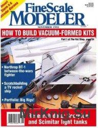 FineScale Modeler 1992-11