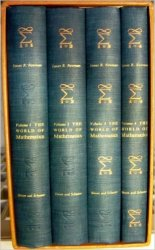 The World of Mathematics (4 volumes)