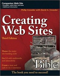 Creating Web Sites Bible, 3rd Edition