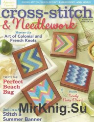 Cross-Stitch & Needlework Summer 2015