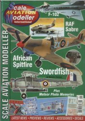 Scale Aviation Modeller Internatational №11 1999