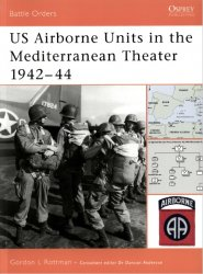 US Airborne Units in the Mediterranean Theater 1942–44