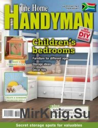 The Home Handyman - July 2016