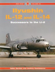Ilyushin IL-12 and IL-14: Successors to the Li-2 (Red Star №25)