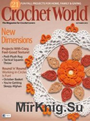 Crochet World October 2013