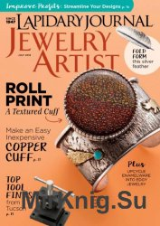 Lapidary Journal Jewelry Artist – July 2016