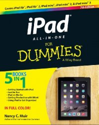 iPad All-in-One For Dummies, 7th edition