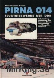 Pirna 014: Flugtriebwerke der DDR